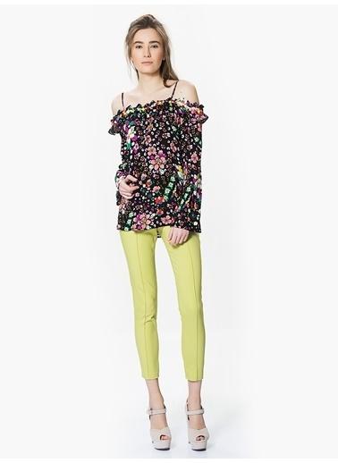 Roman Pantolon Yeşil